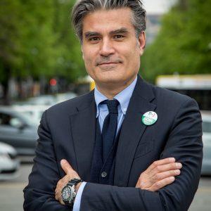 Stazione di Bergamo, Ministro Maurizio Martina, Federico Pedersoli