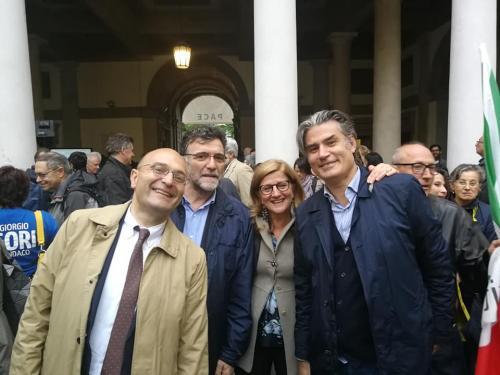 Giorgio Gori di nuovo sindaco!